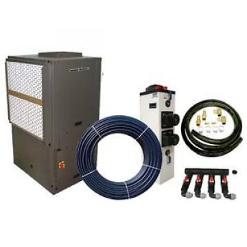 2 Stage Daikin Mcquay Geothermal Heat Pump 4 Ton Install Package for Closed Loop