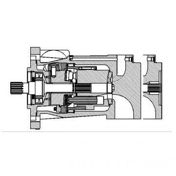 Dansion Belgium P080 series pump P080-02L5C-L80-00