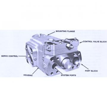 Dansion piston pump gold cup series P8P-5L5E-9A4-B00-0B0