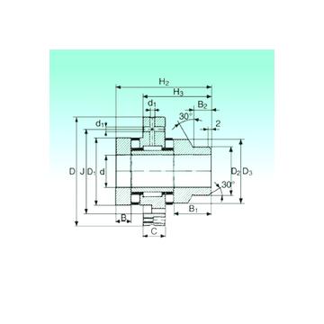 NBS ZARF 1560 L TN Complex  Bearings